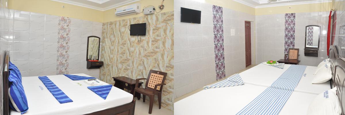 Hotel Ishwarya A C Rameswaram Ramanathapuam